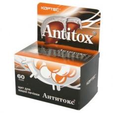 Антитокс для печінки по 0,5 г 60 табл.