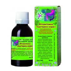 Бактериоз-норм фитовытяжка 40 мл
