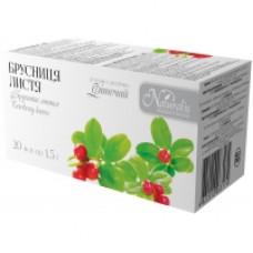 Брусника (Vaccinium vitis-idaca) (90 таблеток по 0,4г)