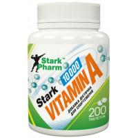 Вітамін А 10 000 од. 200 табл.