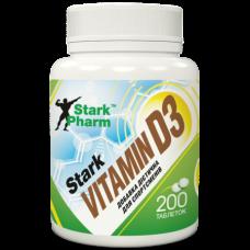 Вітамін Д 3 200 табл.