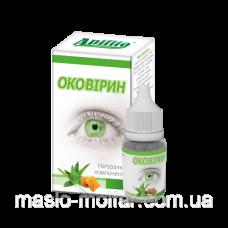 Оковирин  капли для глаз