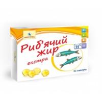 Рыбий жир экстра, капс. №42 по 0,5г