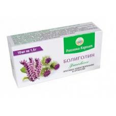 Свічки Болиголин №10 по 1.5 г.