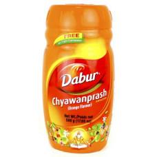 Чаванпраш Апельсин, Chyawanprash Orange, Dabur, 500гр.