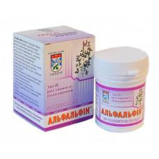 Альфальфін - люцерна по 0,5г. 30 табл.