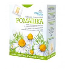 Чай Ромашка (ФБТ) по 1.5 г 20 філ.-пак.
