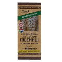 Олія зародків пшениці 100мл. (токоферолу не менше 60%)