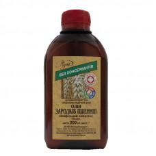 Олія зародків пшениці 200мл. (токоферолу не менше 60%)