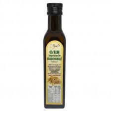 Олія зародків пшениці скло (з дозатором) 250 мл.