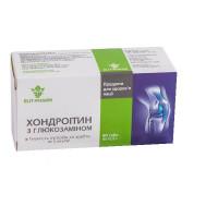 Хондроитин с глюкозамином №80 Элит-Фарм
