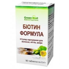 Біотин формула 90 табл.