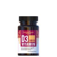 Вітамін D3 5000 МО 150мг 90 капс.