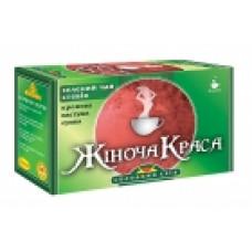 Зеленый чай «Жіноча краса»