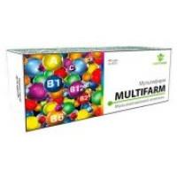 Мультифарм №40 (мультивитаминный комплекс) Элит-Фарм