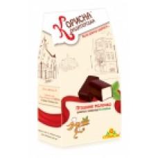 Конфеты в шоколаде «Пташине молочко з шоколадом» со стевией