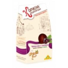 Конфеты в шоколаде «Чорнослив з горіхом» со стевией