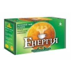 Зеленый чай «Енергія»