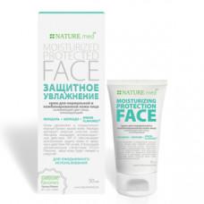 """Крем """"Защитное увлажнение""""  для комбинированной и нормальной кожи лица"""