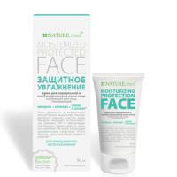 """Крем """"Защитное увлажнение"""" для сухой кожи лица"""