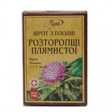 Шрот плодов расторопши пятнистой, 100 г