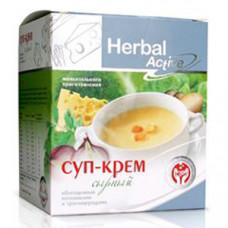 Суп-крем сырный №10